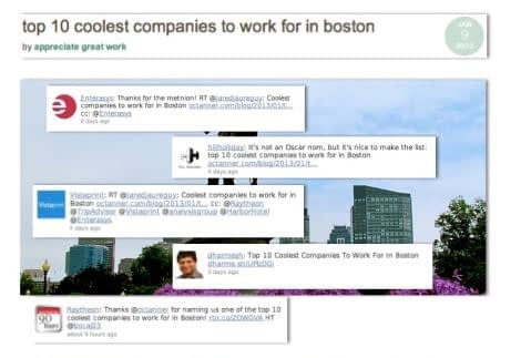 companies in boston