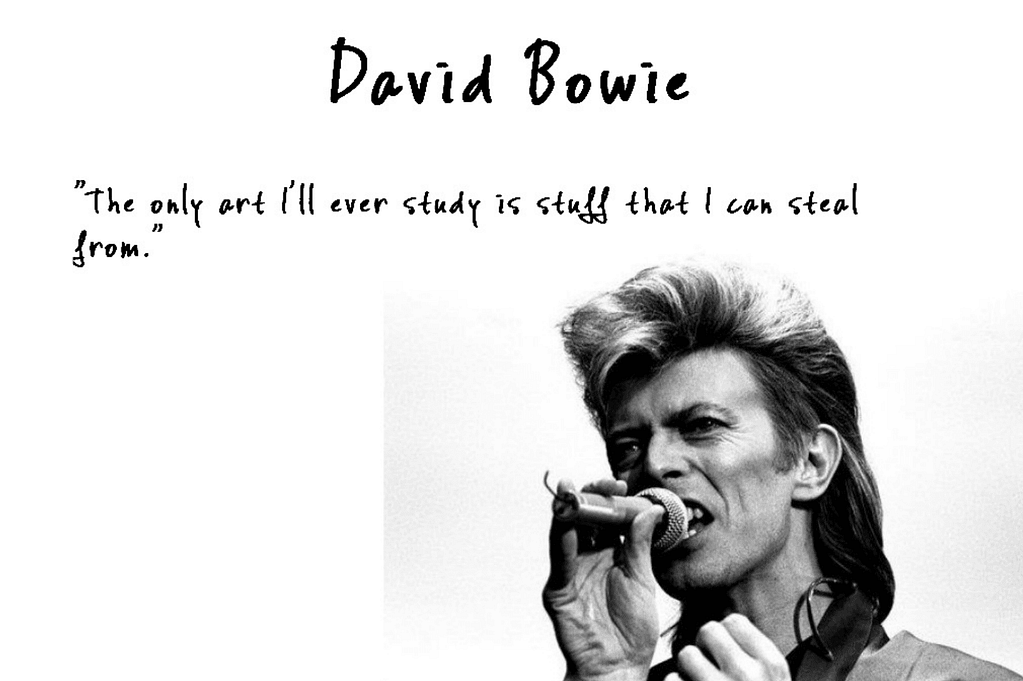 David Bowie quote