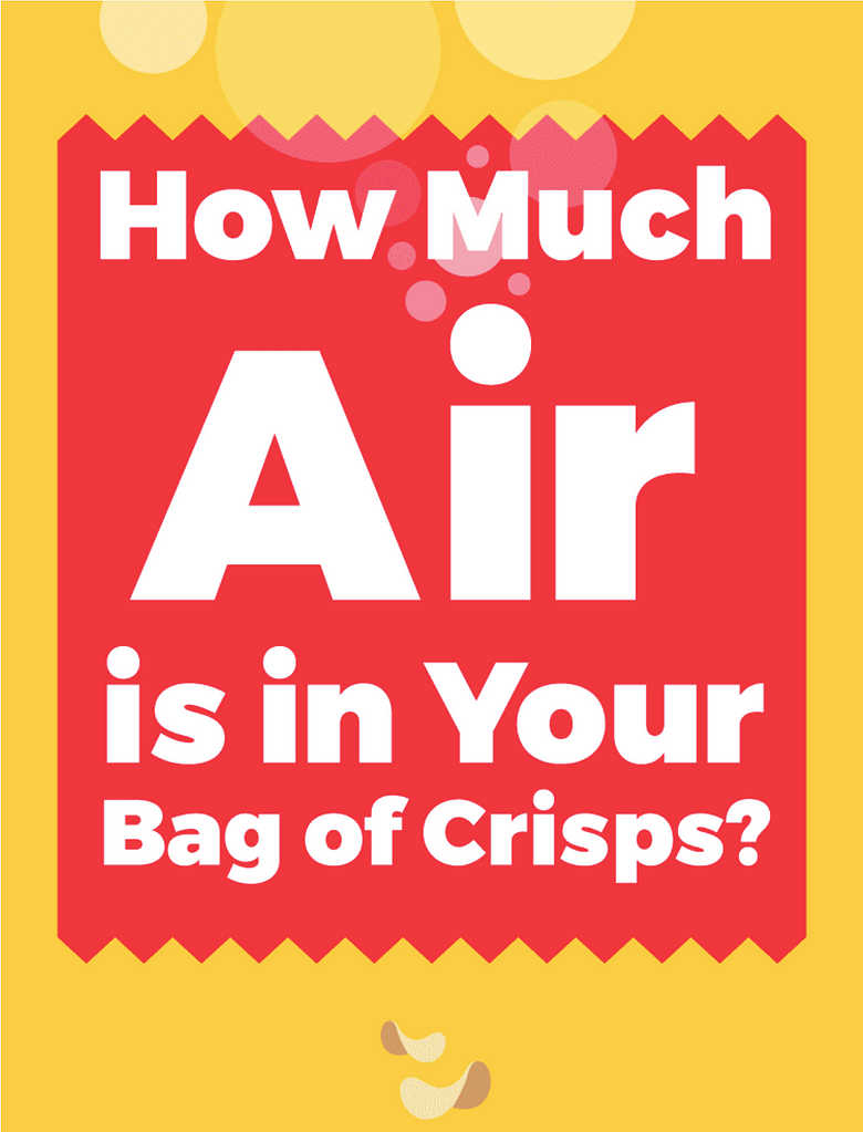 How Much Air in Crisps? - Content Marketing:  Planning & Optimising for Outreach - Boom Online Marketing